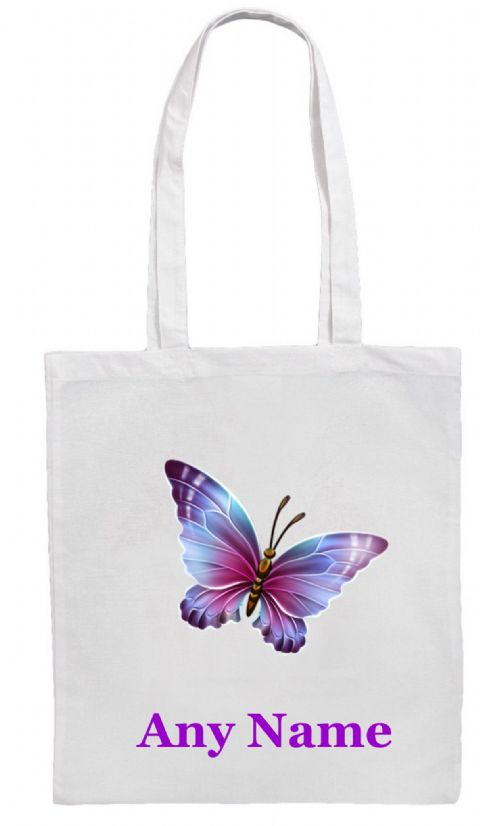Butterfly Shoulder Bag 3